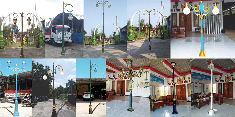 Tiang Lampu Taman Murah 3 4 Meter Harga Lampu Klasik Antik Jalan Dekorasi Jual Tiang Lampu Minimalis Pju Terbaru Pt Agung Bersama Indonesia
